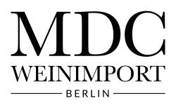 MDC Weinimport Logo